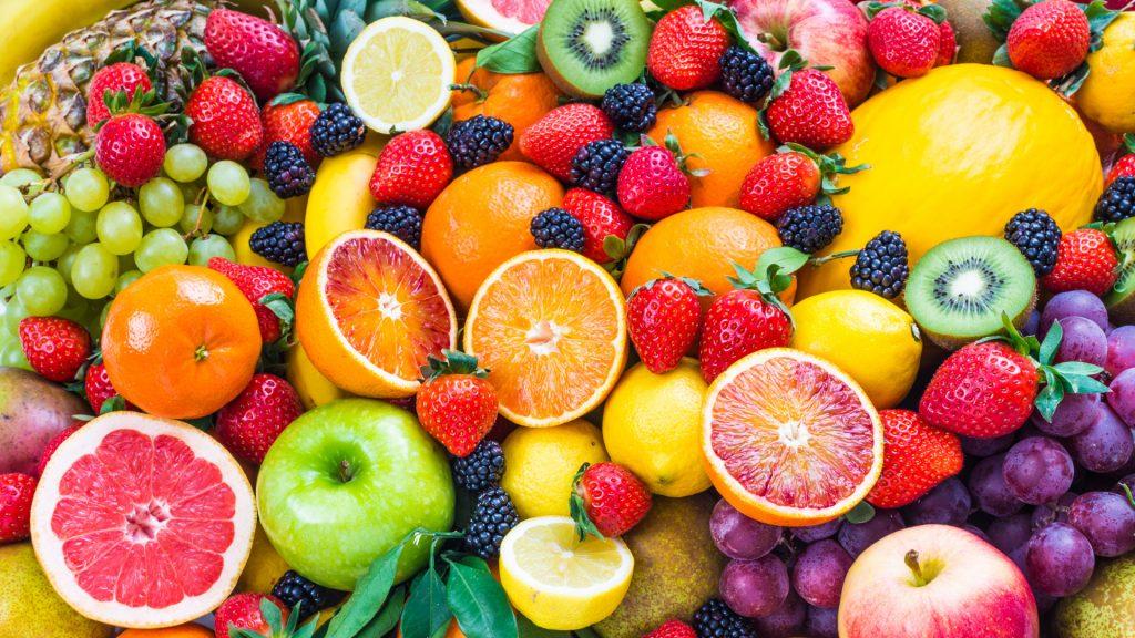 6 Antioxidantes naturales